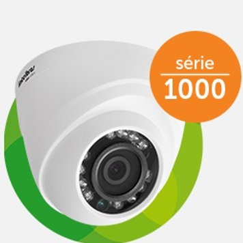 Câmera Dome Intelbras VHD 1020D HDCVI