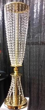 Gold crystal chandelier 10 available