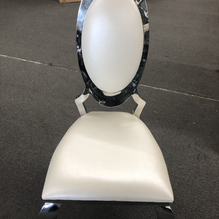 Overall shape chair for special occasions. Two available