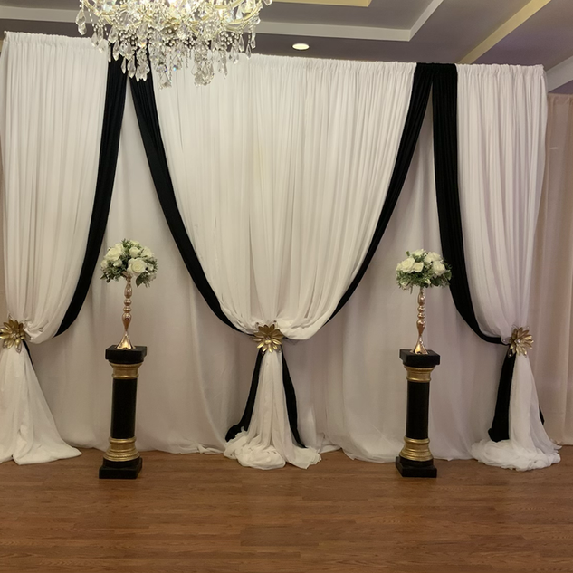 12ft Double panel backdrop