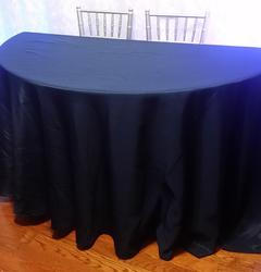Polyester tablecloth any color