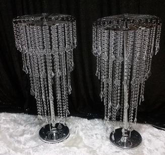 Crystals chandelier 10 available