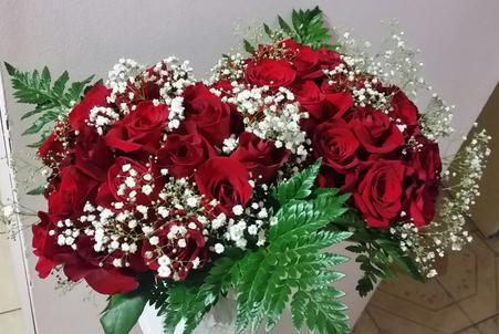 Table floral arrangements