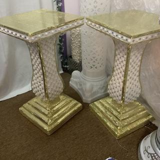 Pearl Gold columns