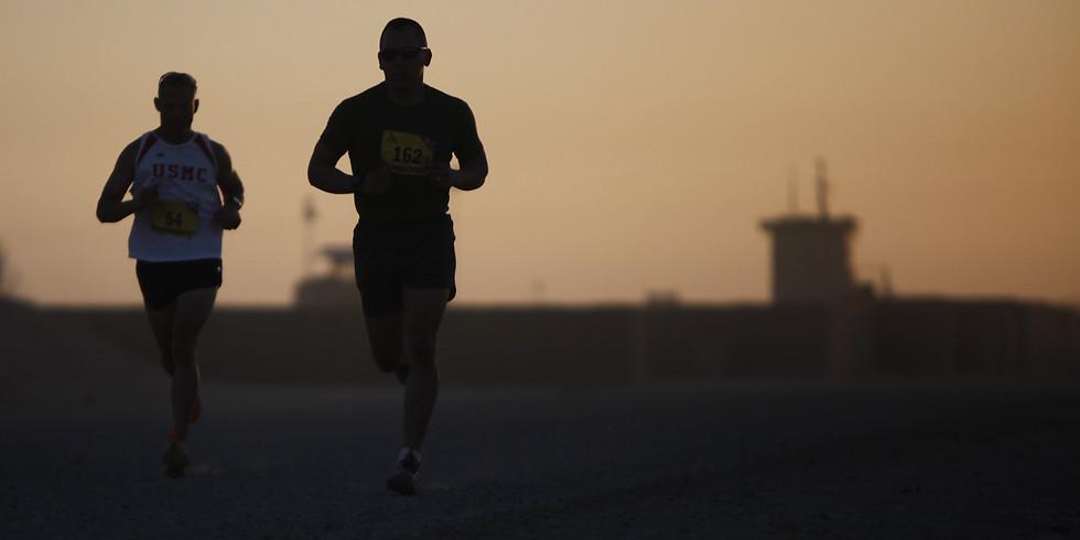 You wouldn't run a marathon unprepared, would you?