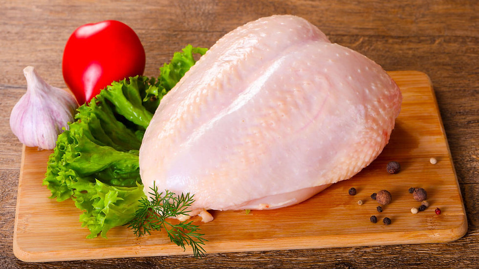Boneless Chicken Breast with Skin