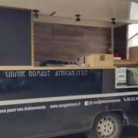Sanga Totem Food Truck