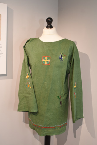 The Scribe's Shirt