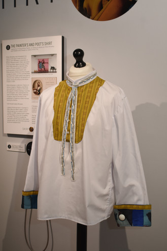 The Painter's and Poet's shirt