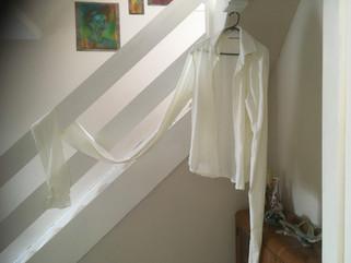 Socially distant shirt