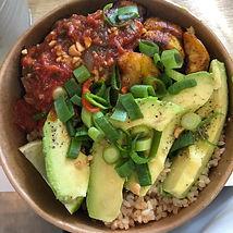 Poké Bowl végétarien Eyadi