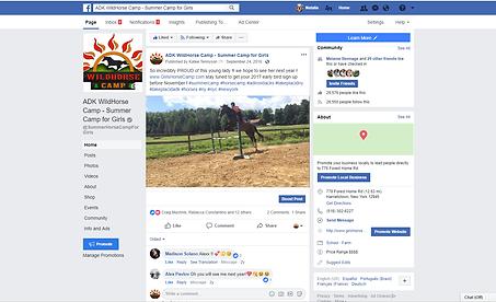 content witch facebook website design.pn