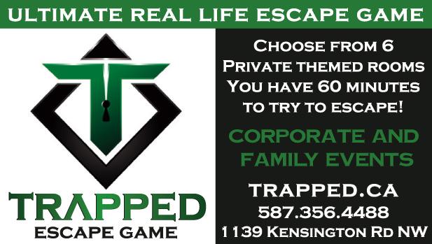 Trapped Escape Room