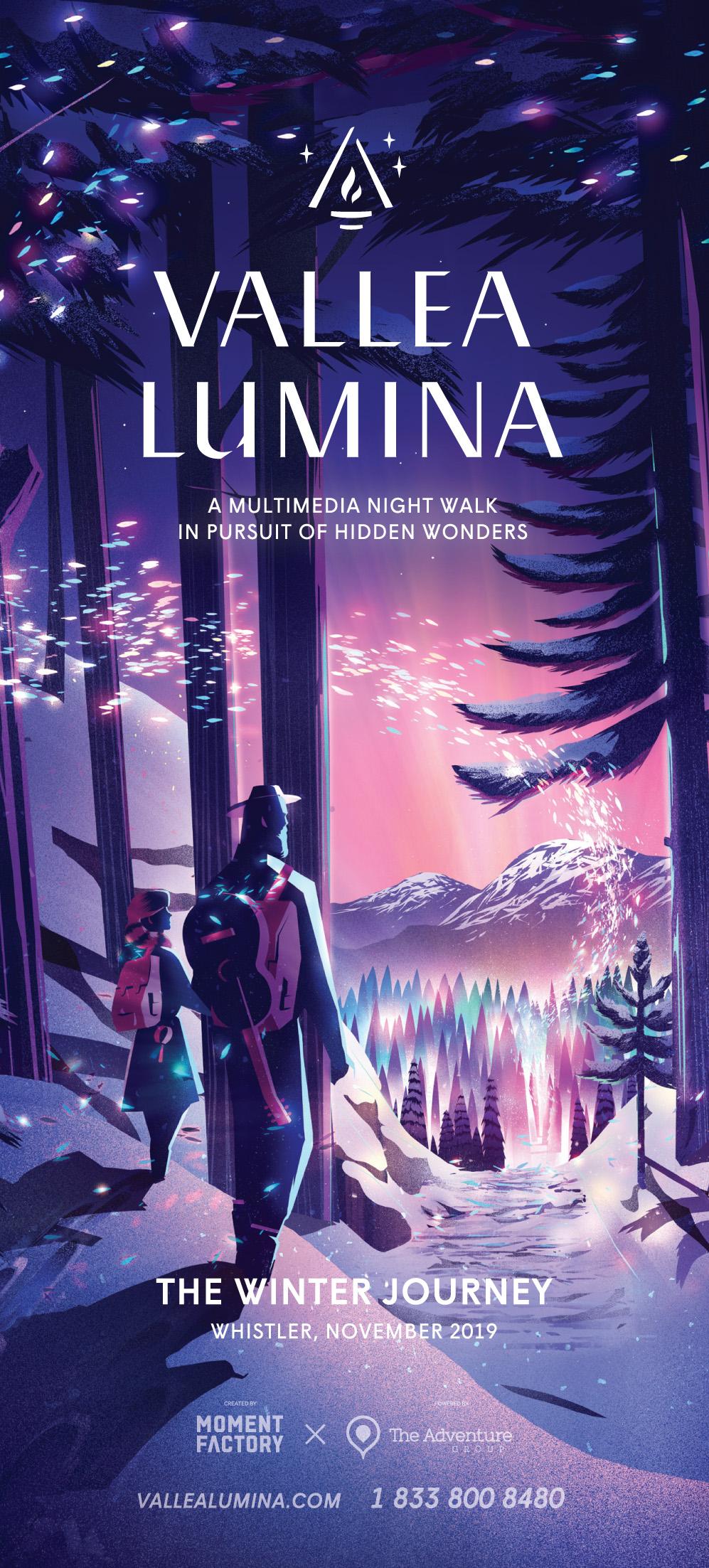 Vallea Lumina - The Adventure Group
