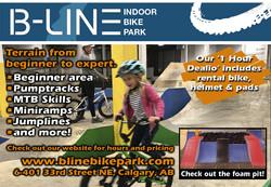 B-Line Indoor Bike Park