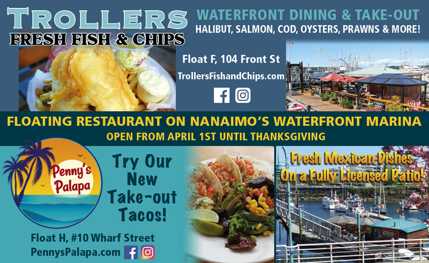 Trollers Fish & Chips–Penny's Palapa
