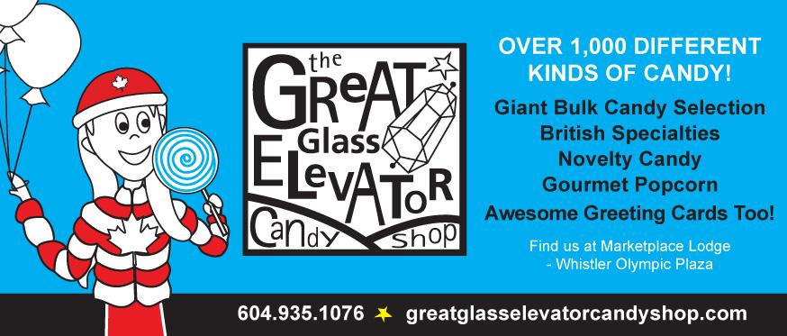 Great Glass Elevator