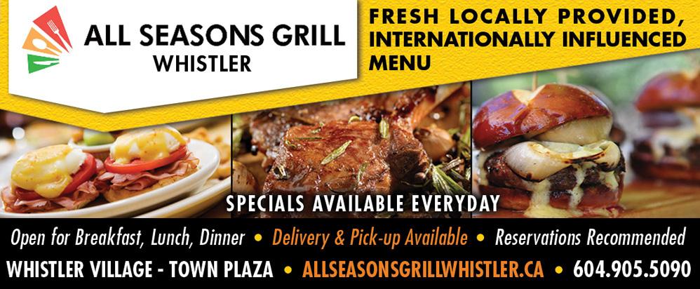 All Seasons Grill