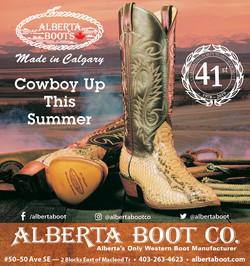Alberta Boot