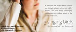 3 Singing Birds