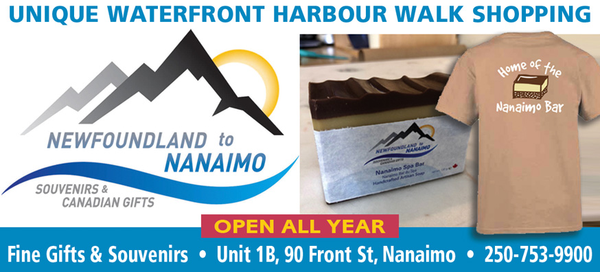 Newfoundland to Nanaimo