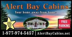 Alert Bay Cabins