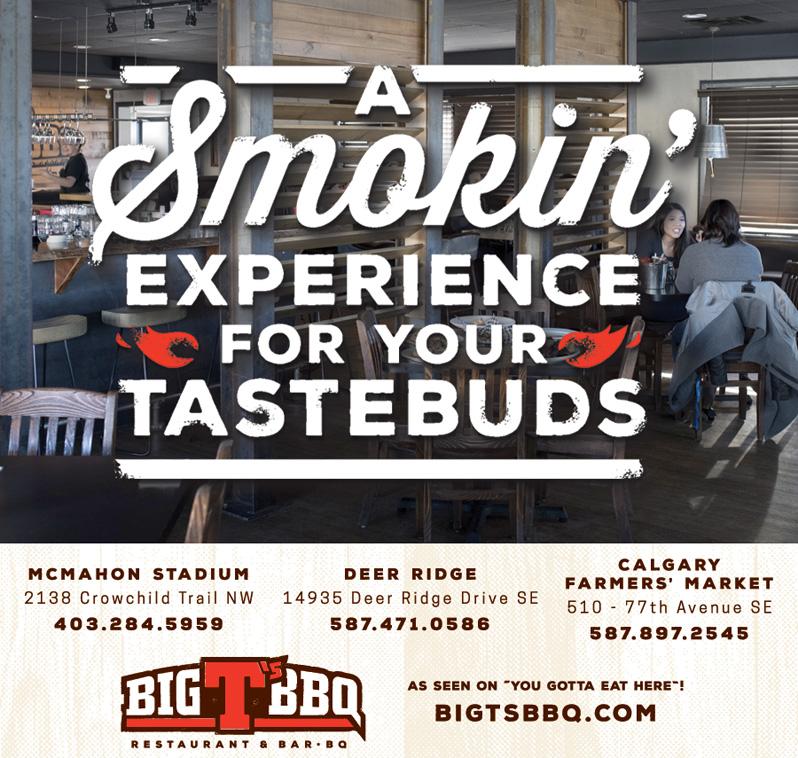 Big Ts BBQ Smokehouse