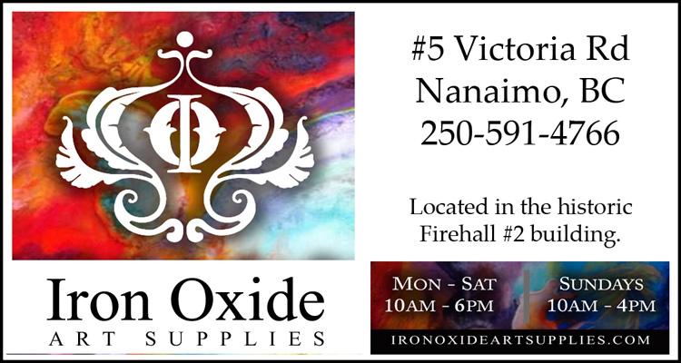 Iron Oxide Art Supplies