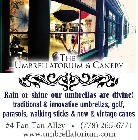The Umbrellatorium