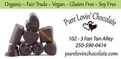 Pure Lovin Chocolate