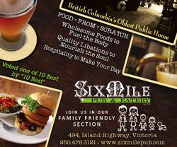 The Six Mile Pub