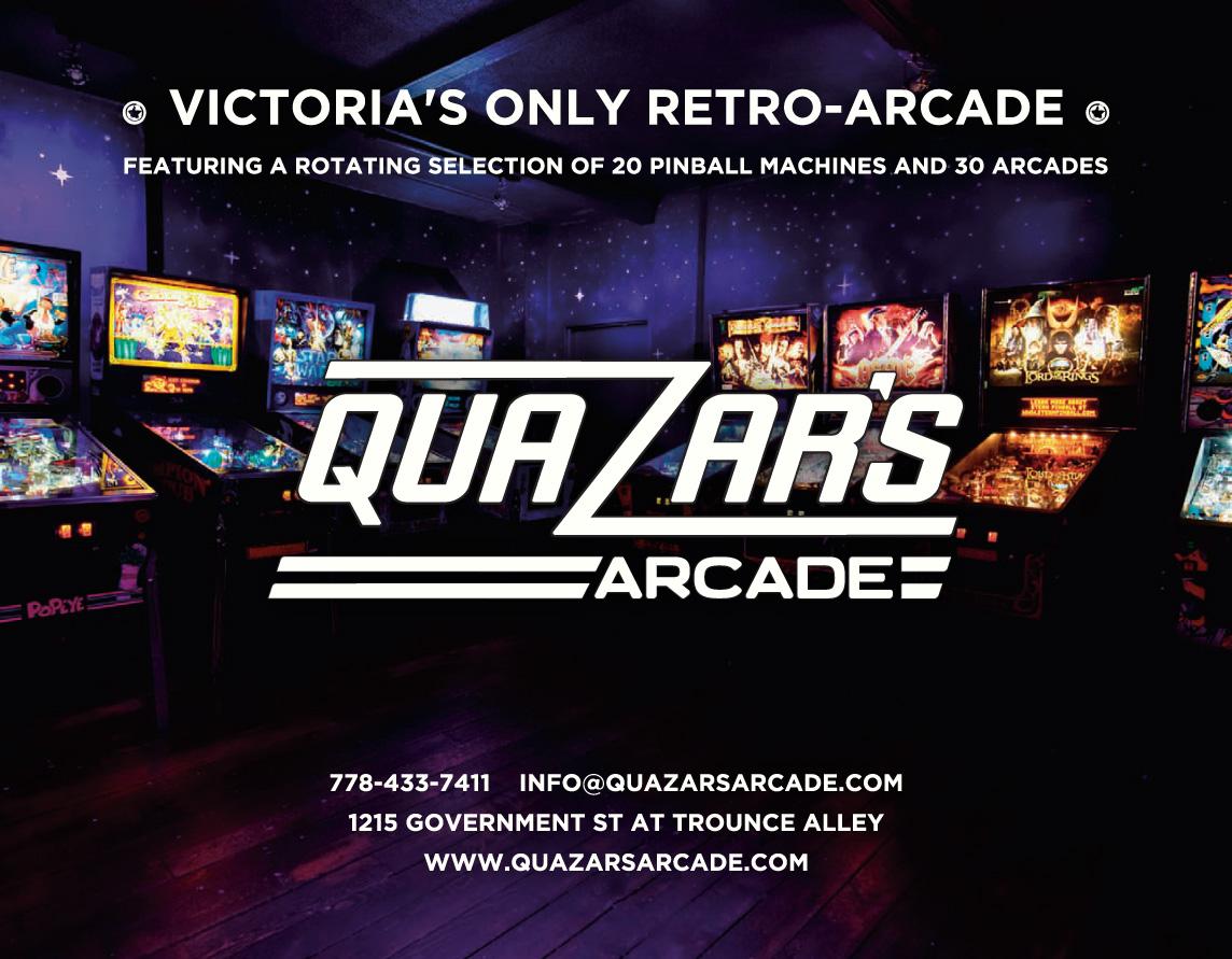 Quazars Arcade