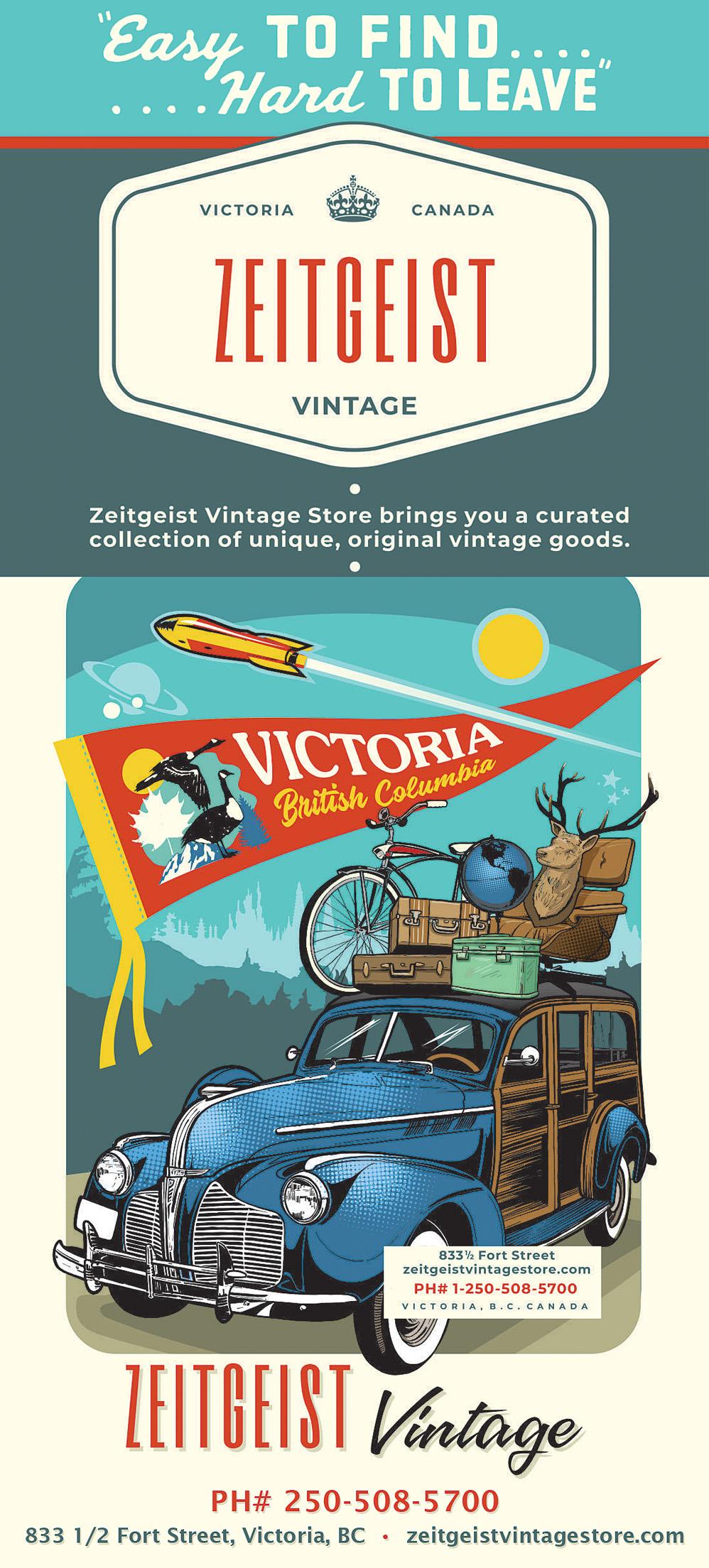 Zeitgeist Vintage Store