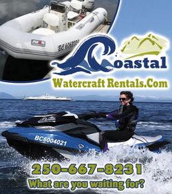Coastal Watercraft Rentals