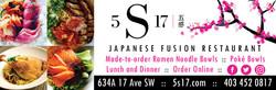 5S17 Japanese Fusion