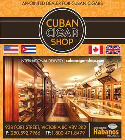 Cuban Cigar Shop