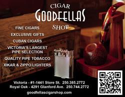 Goodfellas Cigar Shop