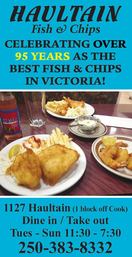 Haultain Fish N Chips