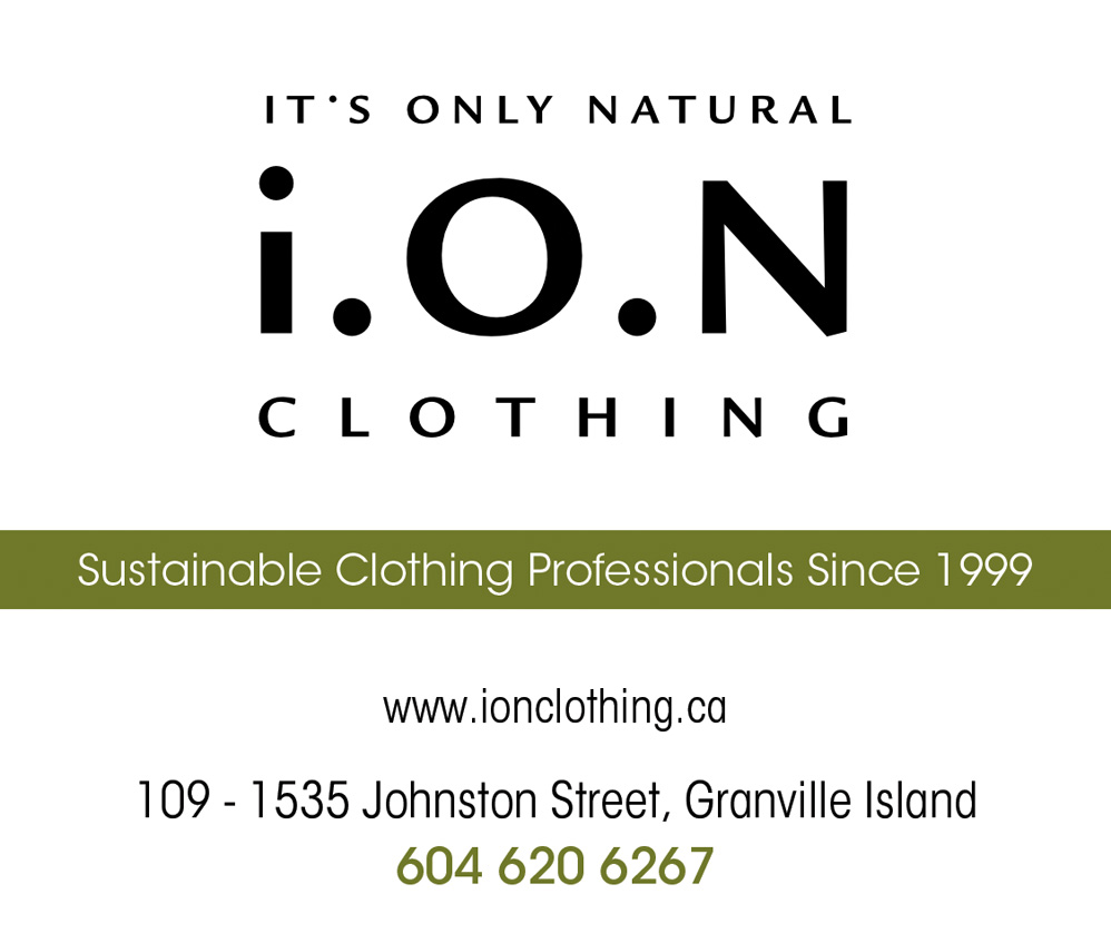 It's Only Natural Clothing