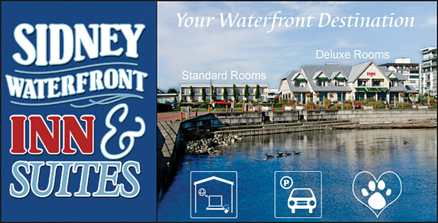 Sidney Waterfront Inn
