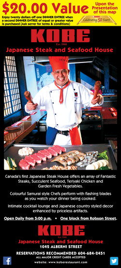 Kobe Japanese Steak & Seafood House