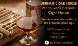 Denman Cigar Shop