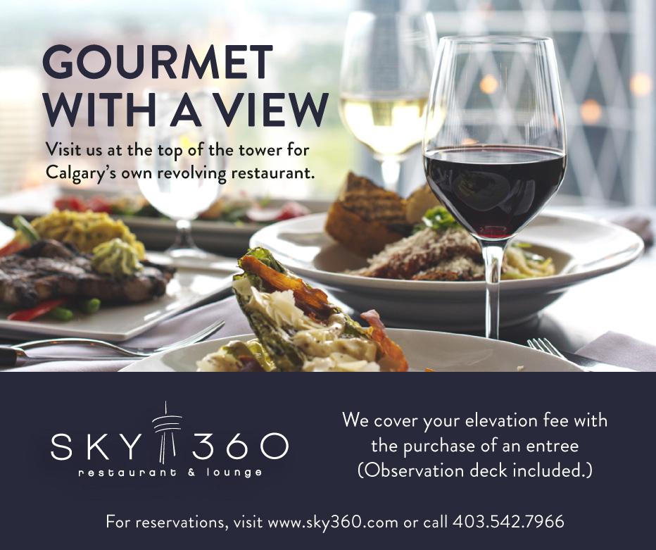 Sky 360 Restaurant & Lounge