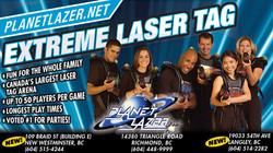 Planet Lazer Extreme Laser Tag