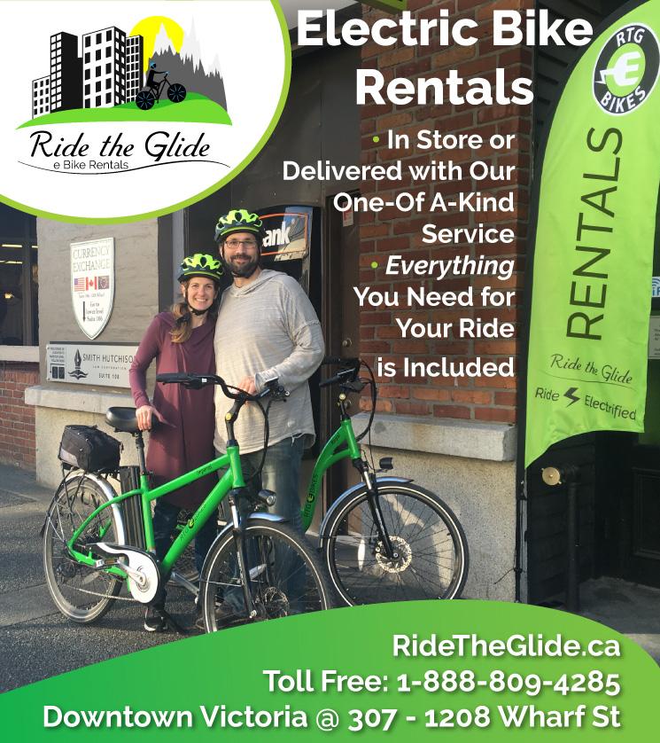 Ride the Glide eBike Rentals
