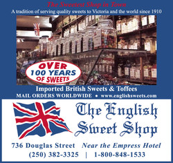 English Sweet Shop
