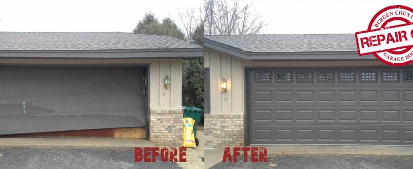 Bergen County Garage Door Repair Company