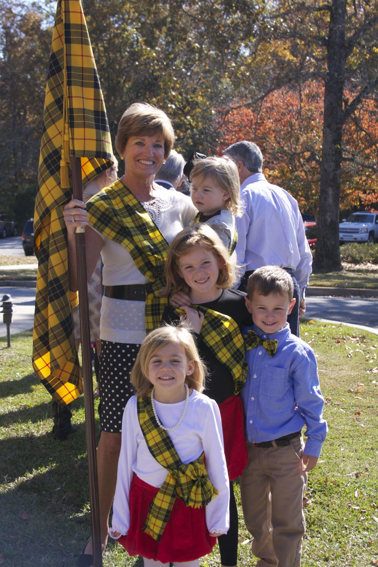 Trish Edwards & family