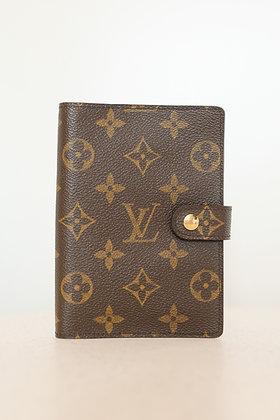 Louis Vuitton - Monogram Canvas PM Notebook Cover