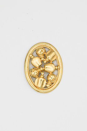 Christian Dior - Poison Perfume Bottles Brooch
